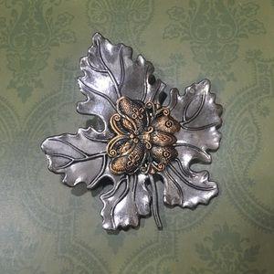 Vintage Sylvia Dahl Scarf Clip Brooch